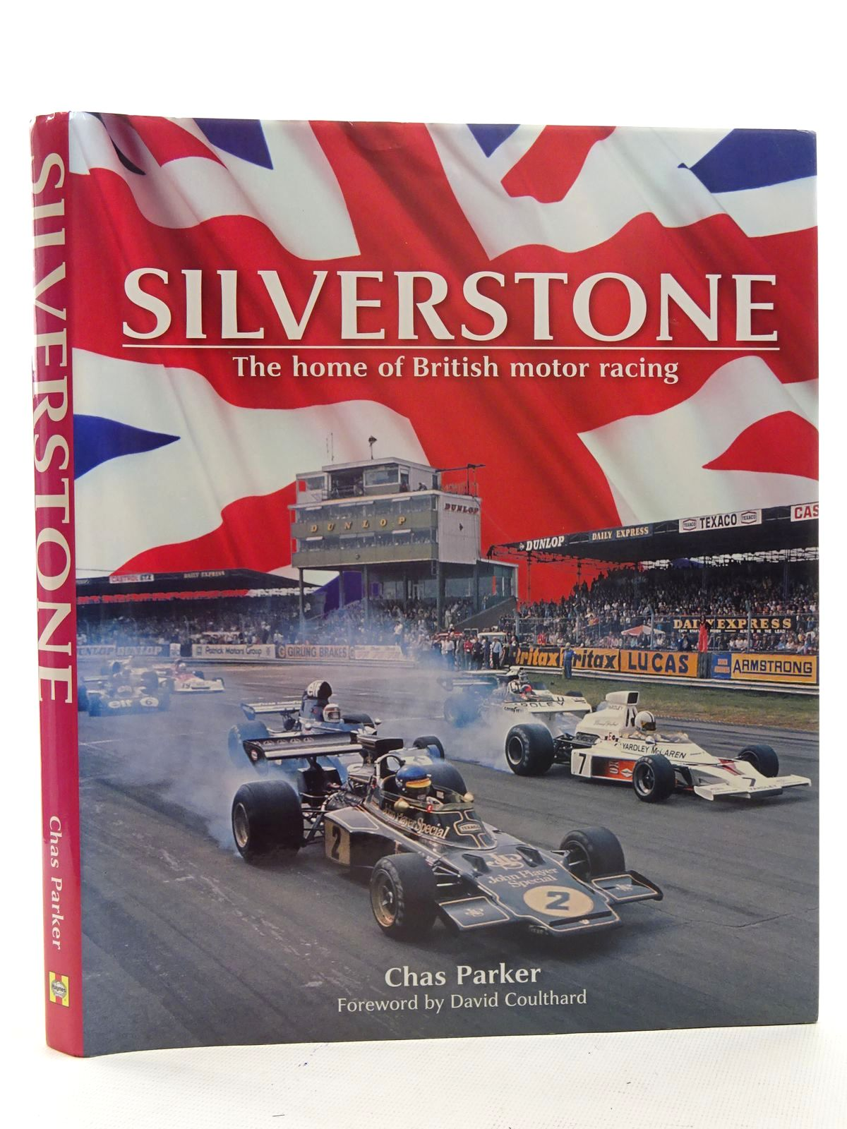 Photo of SILVERSTONE THE HOME OF BRITISH MOTOR RACING- Stock Number: 1610559