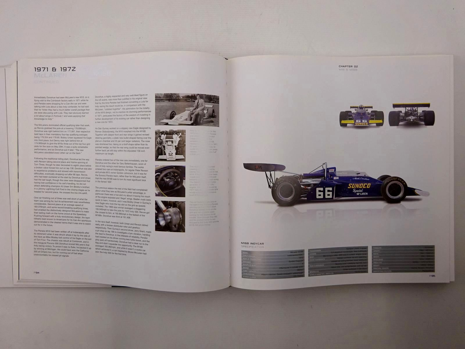 Photo of MCLAREN - THE CARS 1964-2008 written by Taylor, William published by Coterie Press Limited (STOCK CODE: 1610561)  for sale by Stella & Rose's Books