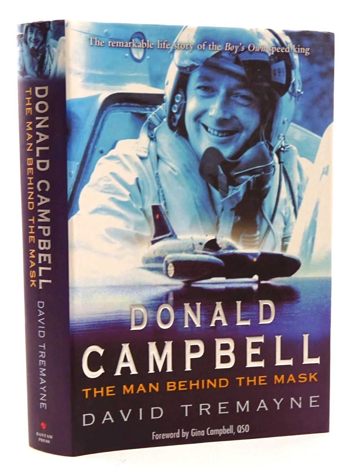 Photo of DONALD CAMPBELL THE MAN BEHIND THE MASK written by Tremayne, David published by Bantam Press (STOCK CODE: 1610566)  for sale by Stella & Rose's Books