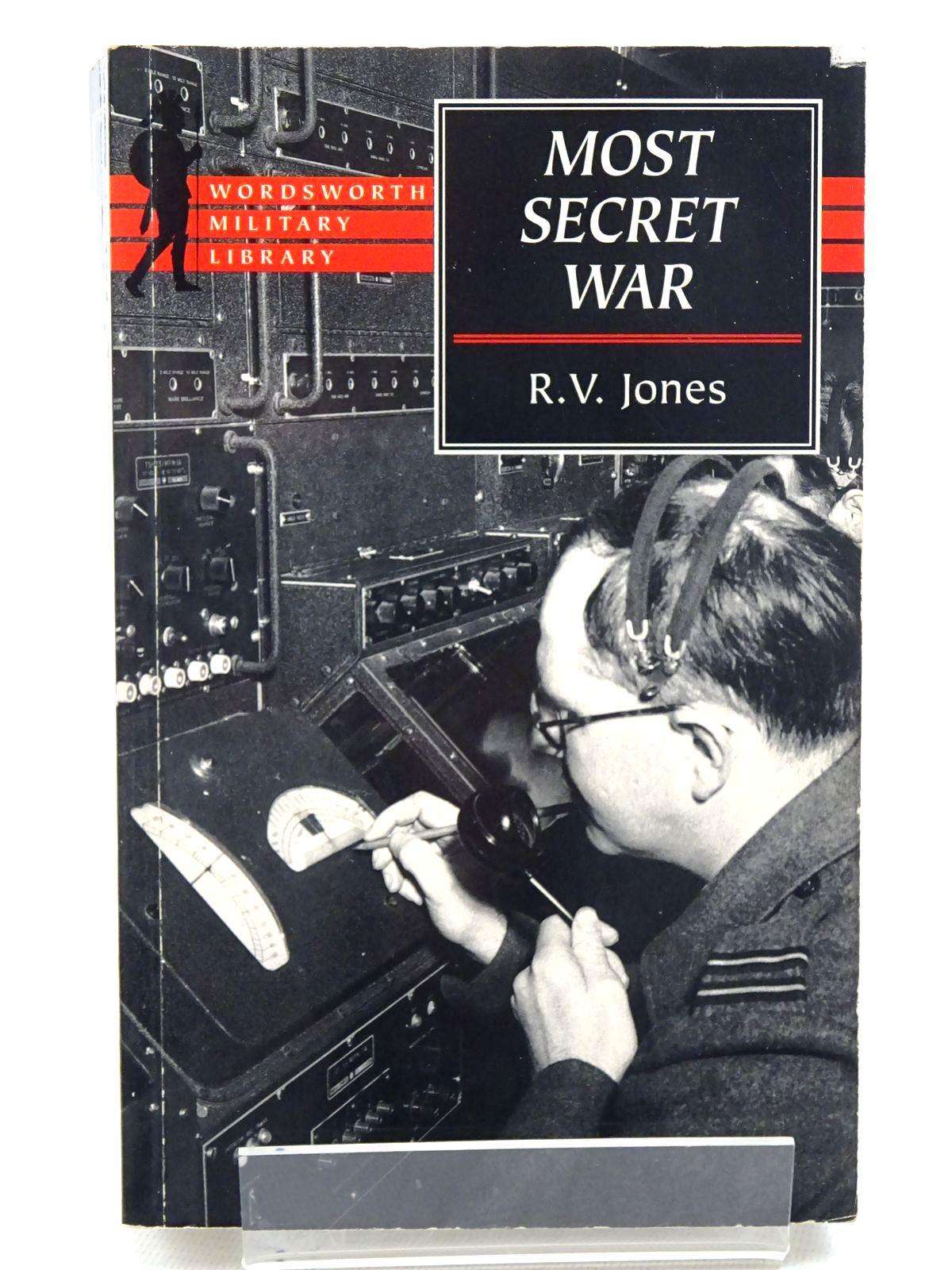 Photo of MOST SECRET WAR- Stock Number: 1610625