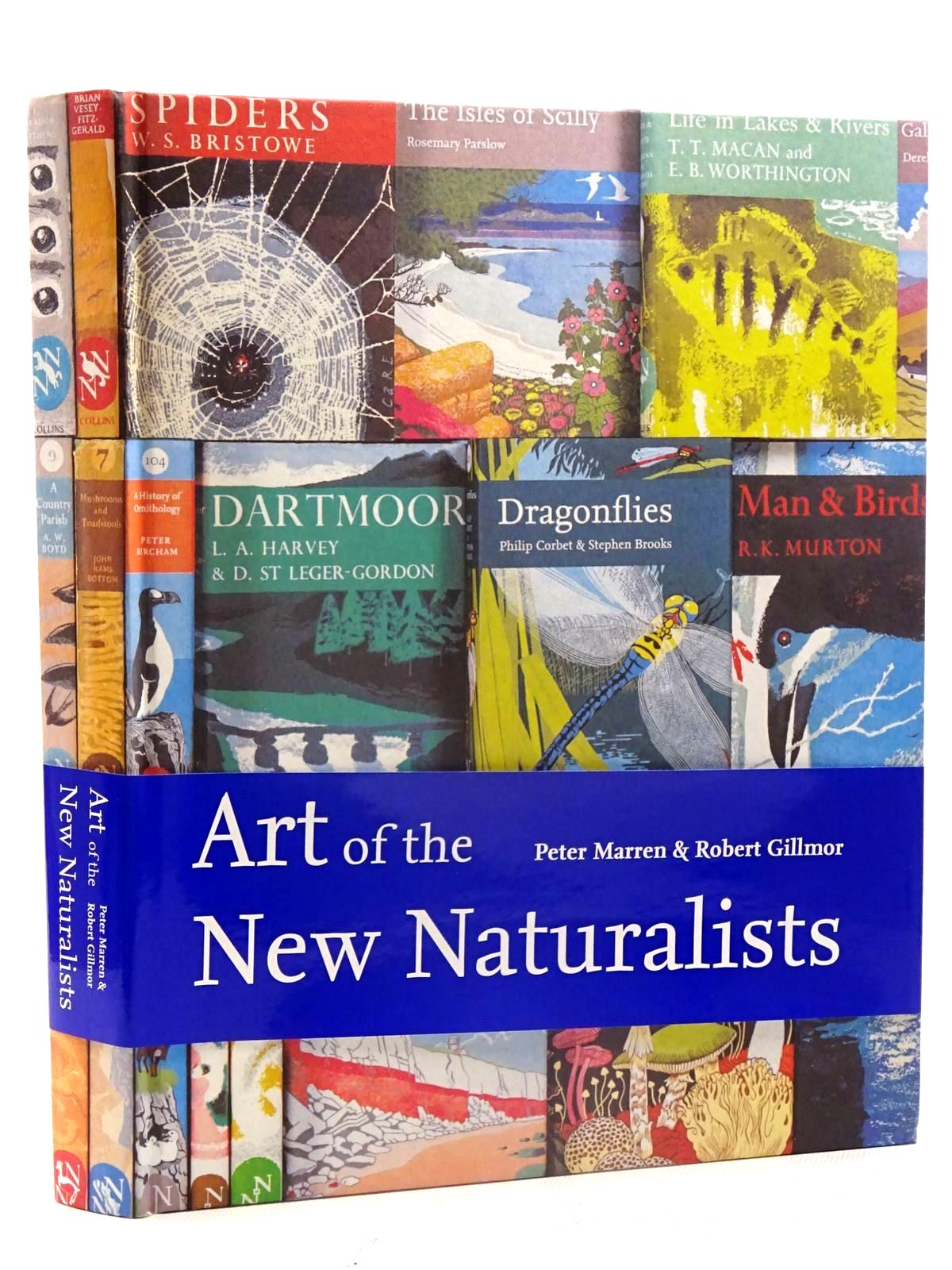 Photo of ART OF THE NEW NATURALISTS written by Marren, Peter<br />Gillmor, Robert published by Collins (STOCK CODE: 1610669)  for sale by Stella & Rose's Books