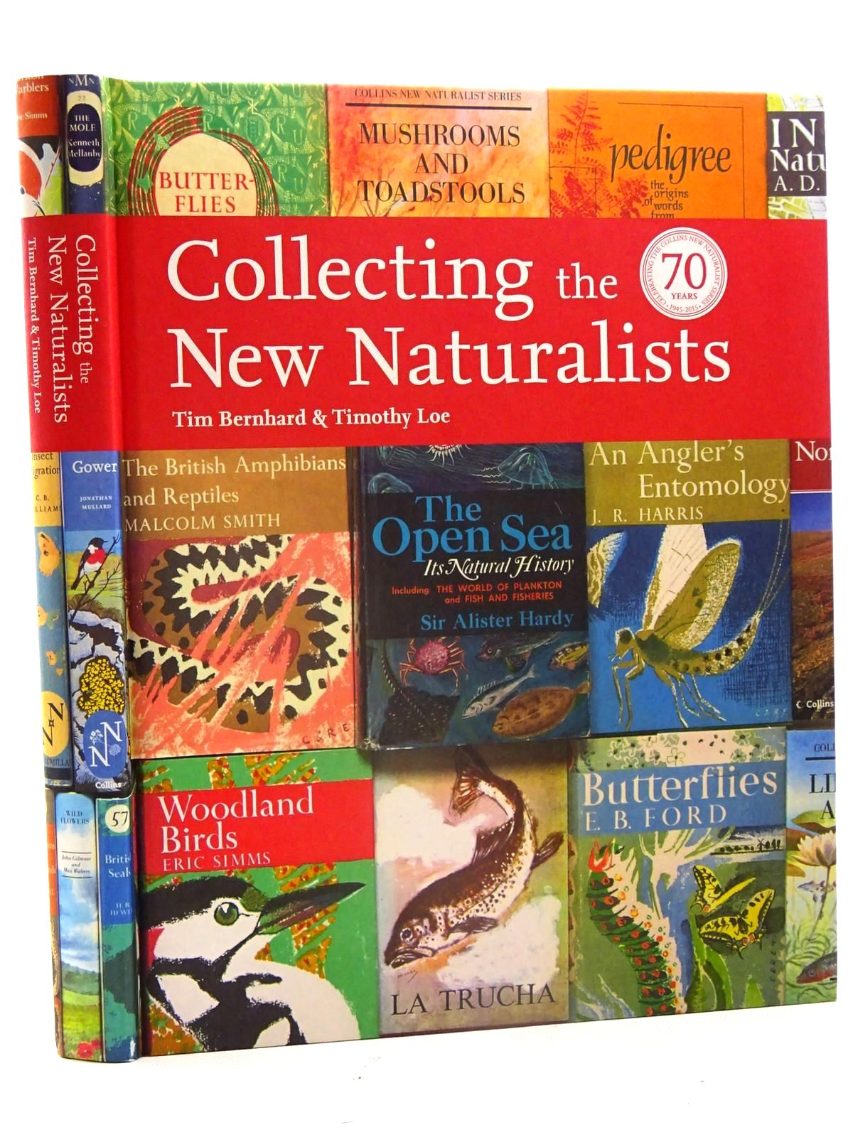 Photo of COLLECTING THE NEW NATURALISTS- Stock Number: 1610670