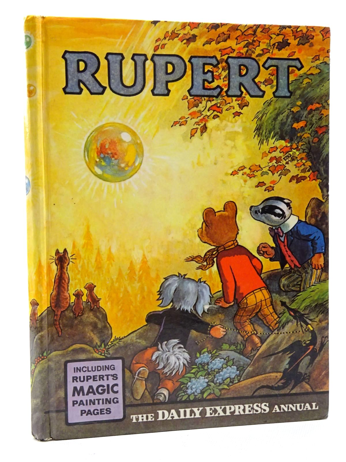 Photo of RUPERT ANNUAL 1968- Stock Number: 1610693