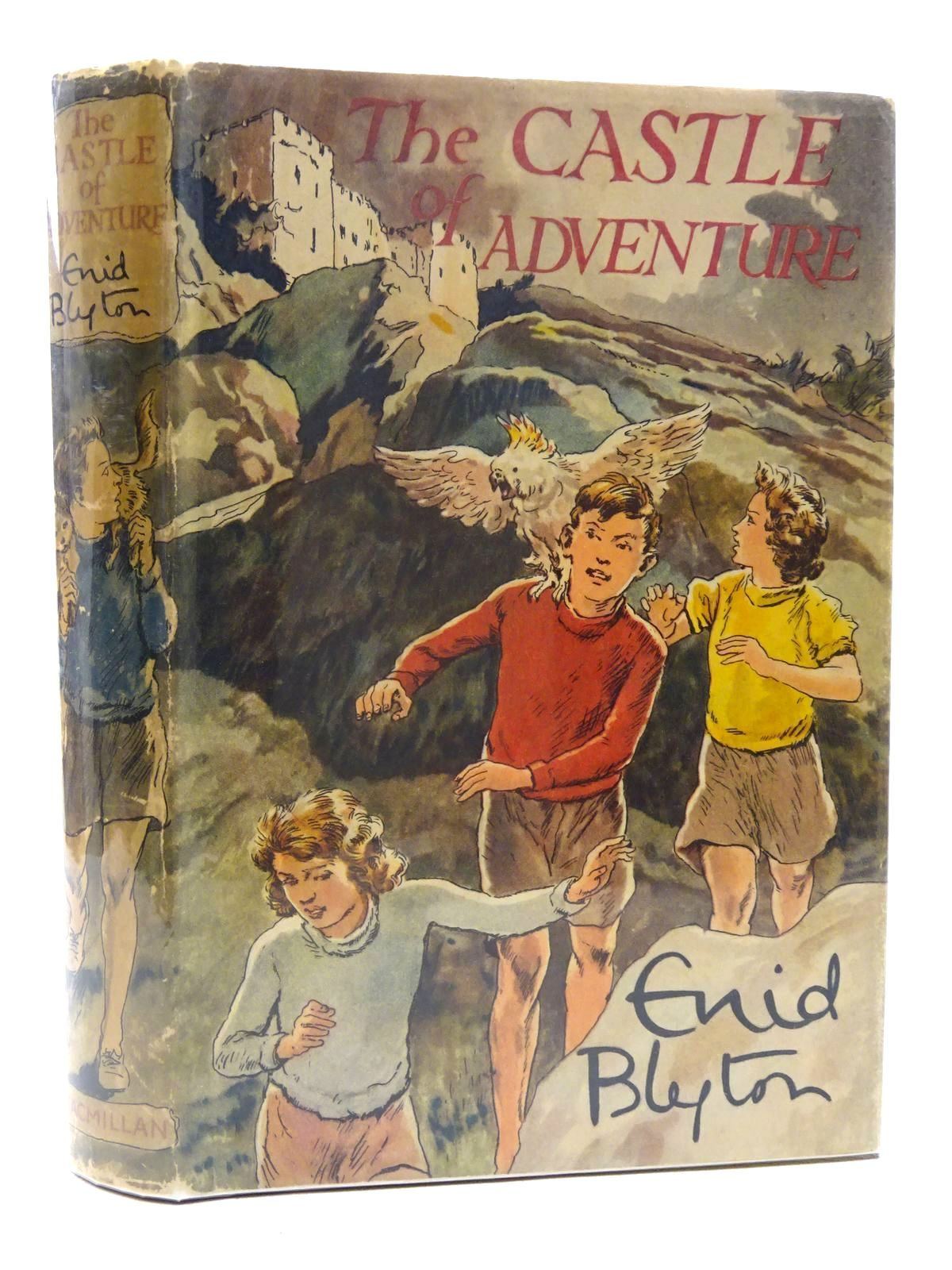 Photo of THE CASTLE OF ADVENTURE written by Blyton, Enid illustrated by Tresilian, Stuart published by Macmillan & Co. Ltd. (STOCK CODE: 1610700)  for sale by Stella & Rose's Books