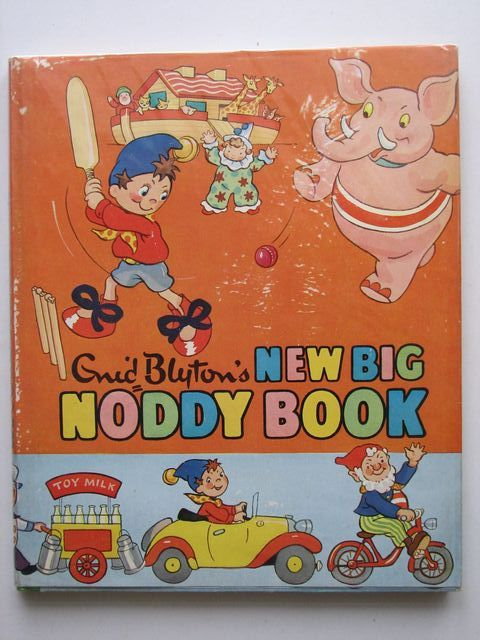 Photo of THE NEW BIG NODDY BOOK- Stock Number: 1701507