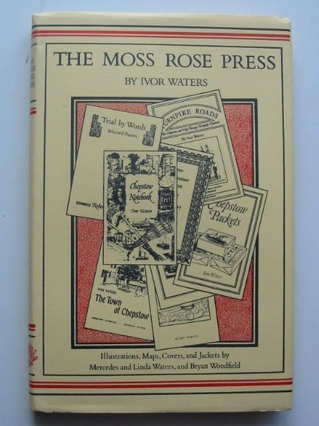 Photo of THE MOSS ROSE PRESS written by Waters, Ivor illustrated by Waters, Mercedes<br />Waters, Linda<br />Woodfield, Bryan published by Moss Rose Press (STOCK CODE: 1701714)  for sale by Stella & Rose's Books