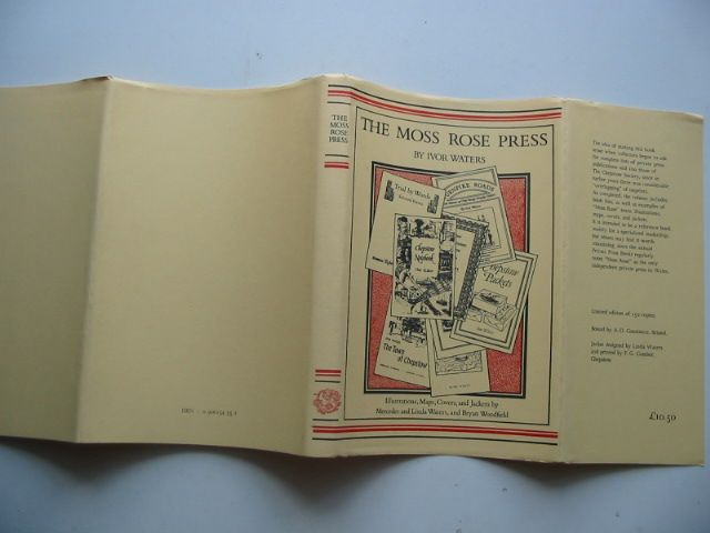 Photo of THE MOSS ROSE PRESS written by Waters, Ivor illustrated by Waters, Mercedes Waters, Linda Woodfield, Bryan published by Moss Rose Press (STOCK CODE: 1701714)  for sale by Stella & Rose's Books
