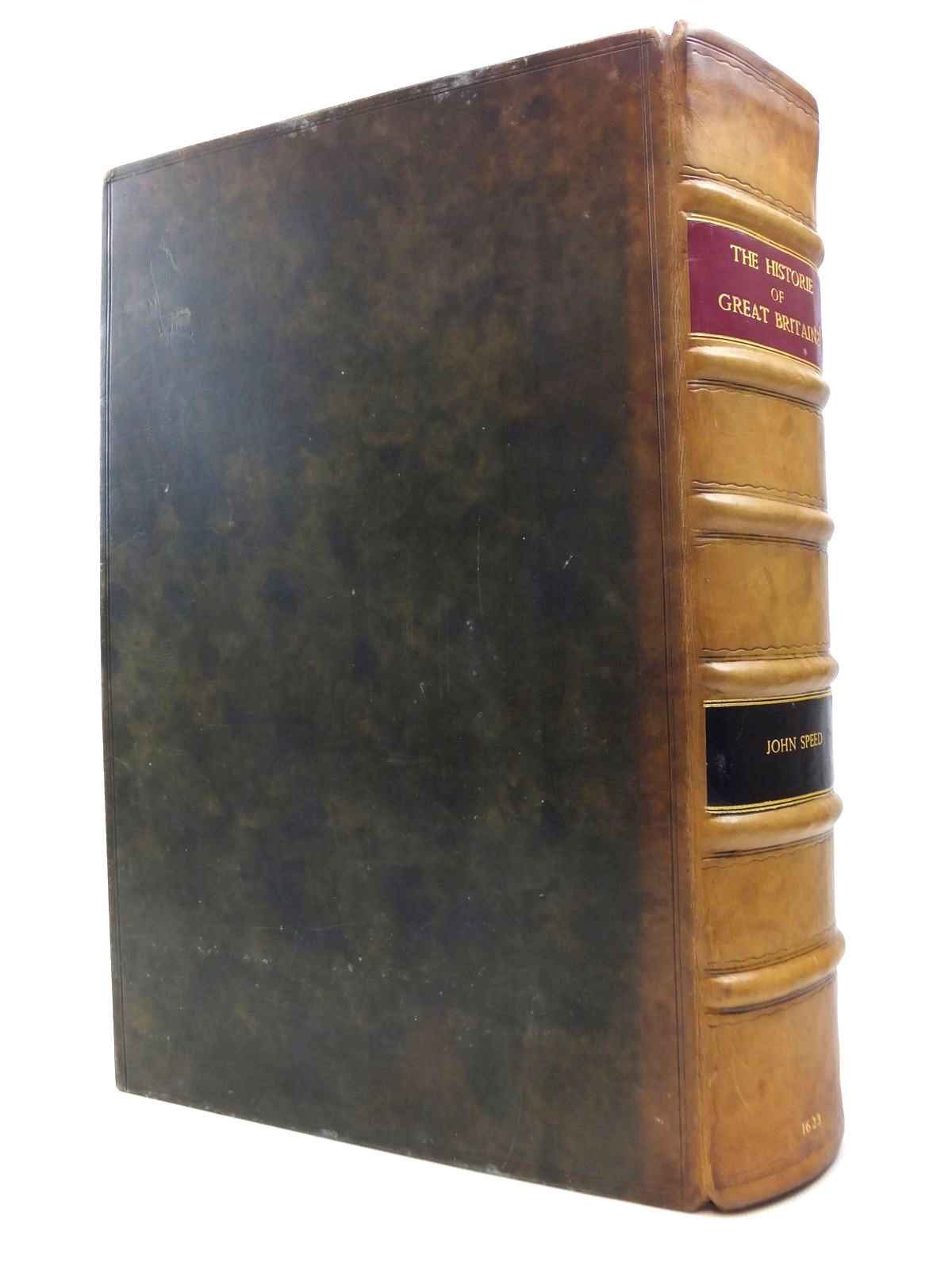 Photo of THE HISTORIE OF GREAT BRITAINE UNDER THE CONQUESTS OF THE ROMANS, SAXONS, DANES AND NORMANS written by Speed, John published by George Humble (STOCK CODE: 1701800)  for sale by Stella & Rose's Books