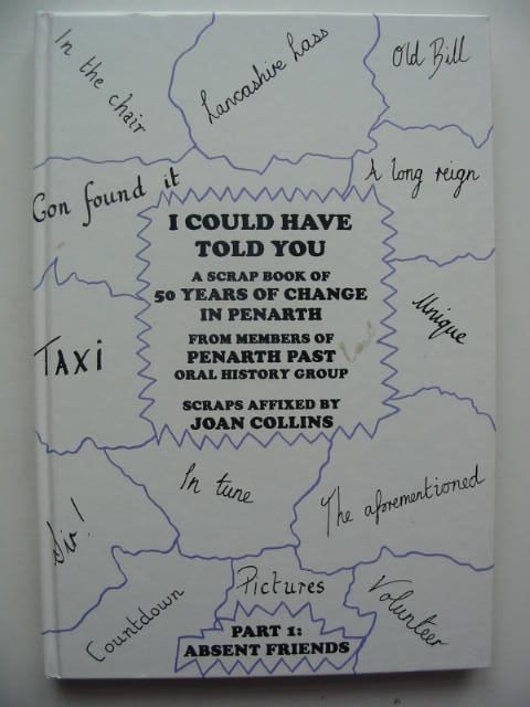 Photo of I COULD HAVE TOLD YOU written by Collins, Joan published by Penarth Past Oral History Group (STOCK CODE: 1701831)  for sale by Stella & Rose's Books