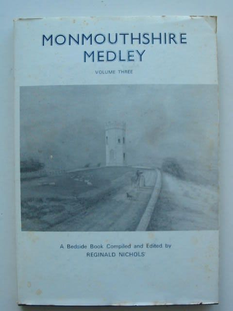 Photo of MONMOUTHSHIRE MEDLEY VOLUME THREE written by Nichols, Reginald published by Reginald Nichols (STOCK CODE: 1701894)  for sale by Stella & Rose's Books