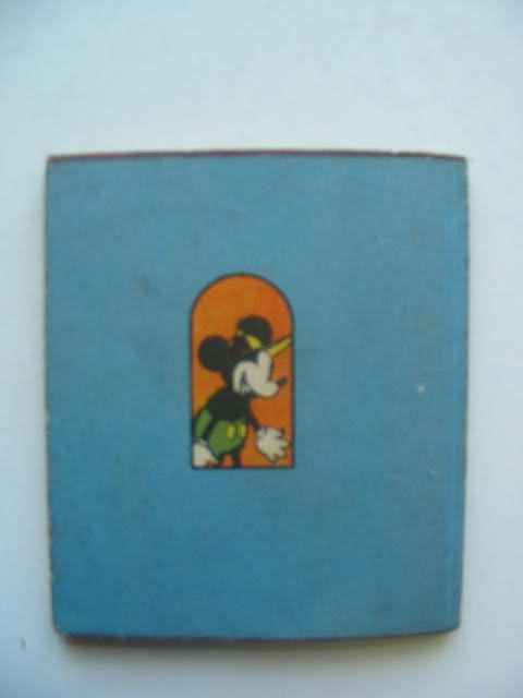 Photo of MICKEY MOUSE WINS THE RACE written by Disney, Walt illustrated by Disney, Walt published by Collins Clear-Type Press (STOCK CODE: 1702344)  for sale by Stella & Rose's Books
