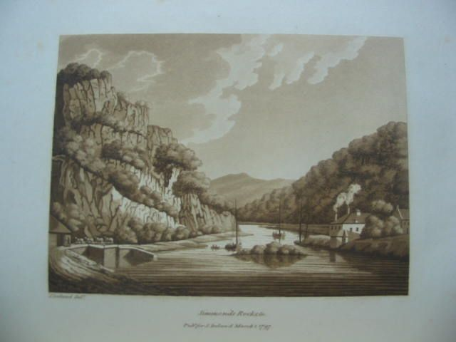 Photo of PICTURESQUE VIEWS ON THE RIVER WYE written by Ireland, Samuel illustrated by Ireland, Samuel published by R. Faulder, T. Egerton (STOCK CODE: 1702397)  for sale by Stella & Rose's Books