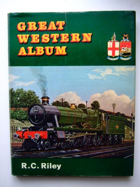 Photo of GREAT WESTERN ALBUM written by Riley, R.C. published by Ian Allan (STOCK CODE: 1703135)  for sale by Stella & Rose's Books