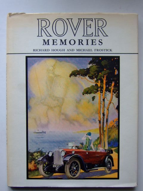 Photo of ROVER MEMORIES written by Hough, Richard