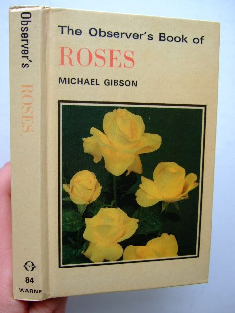 Photo of THE OBSERVER'S BOOK OF ROSES- Stock Number: 1703888