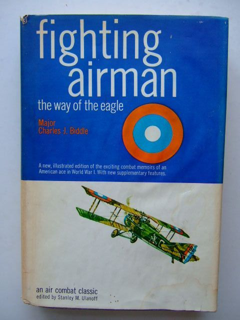 Photo of FIGHTING AIRMAN: THE WAY OF THE EAGLE- Stock Number: 1704127