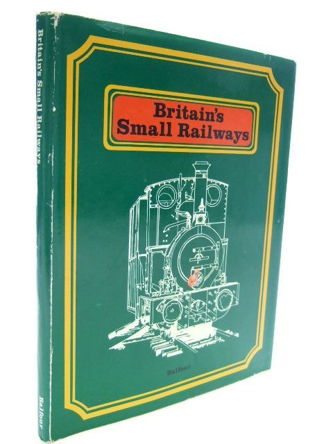 Photo of BRITAIN'S SMALL RAILWAYS- Stock Number: 1704523