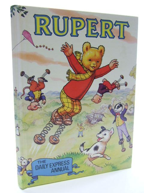 Photo of RUPERT ANNUAL 1982- Stock Number: 1704558