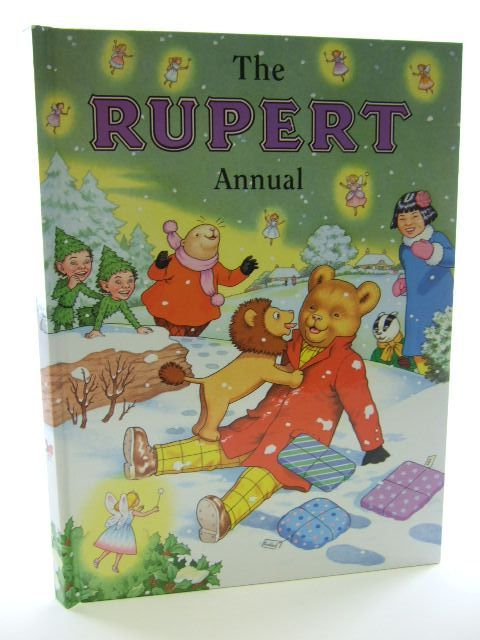 Photo of RUPERT ANNUAL 2002 written by Robinson, Ian illustrated by Harrold, John published by Pedigree Books Limited (STOCK CODE: 1704640)  for sale by Stella & Rose's Books