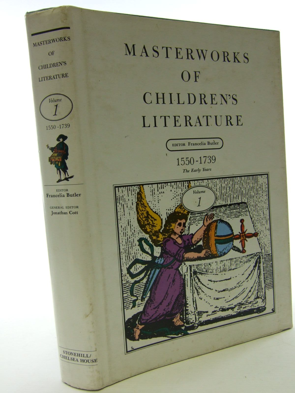 Photo of MASTERWORKS OF CHILDREN'S LITERATURE VOLUME 1- Stock Number: 1705875