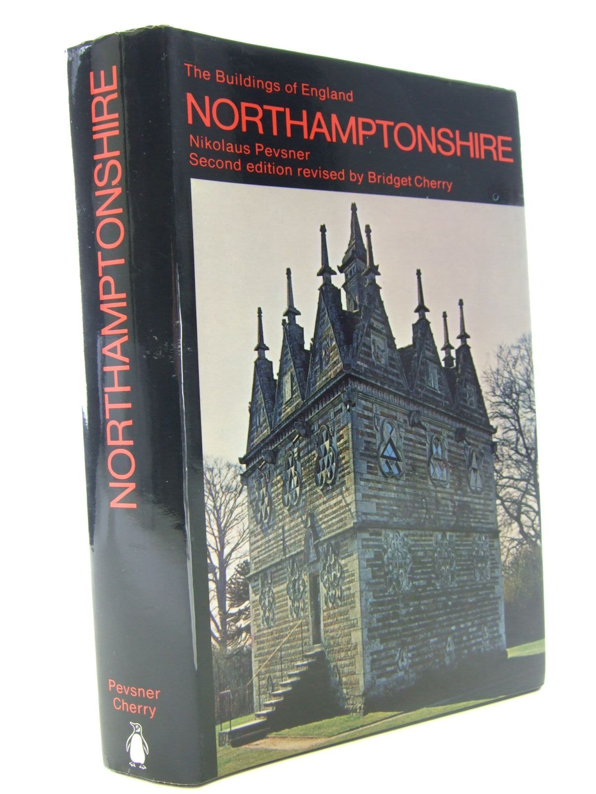 Photo of NORTHAMPTONSHIRE (BUILDINGS OF ENGLAND) written by Pevsner, Nikolaus<br />Cherry, Bridget published by Penguin (STOCK CODE: 1706013)  for sale by Stella & Rose's Books
