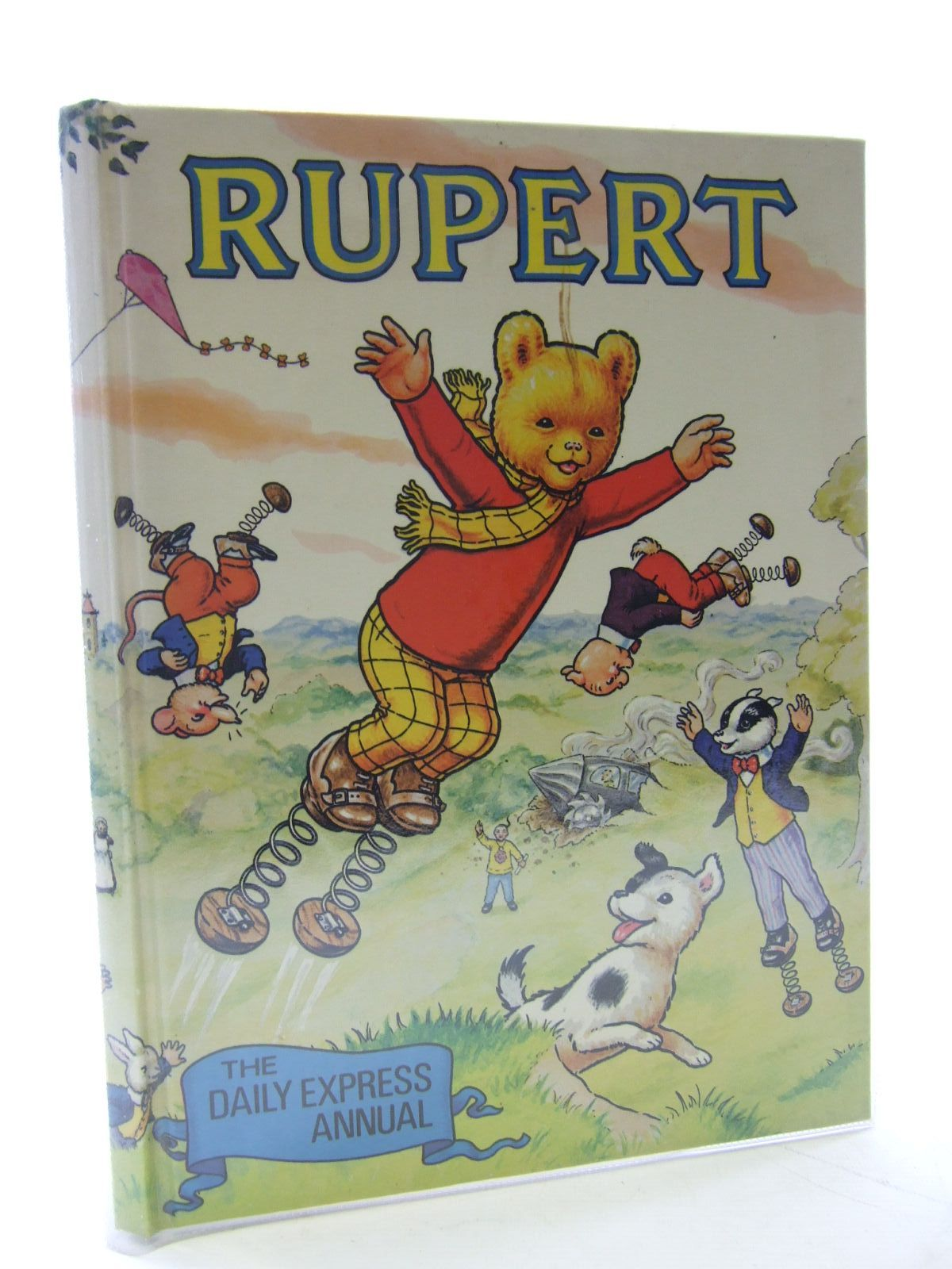 Photo of RUPERT ANNUAL 1982- Stock Number: 1706137