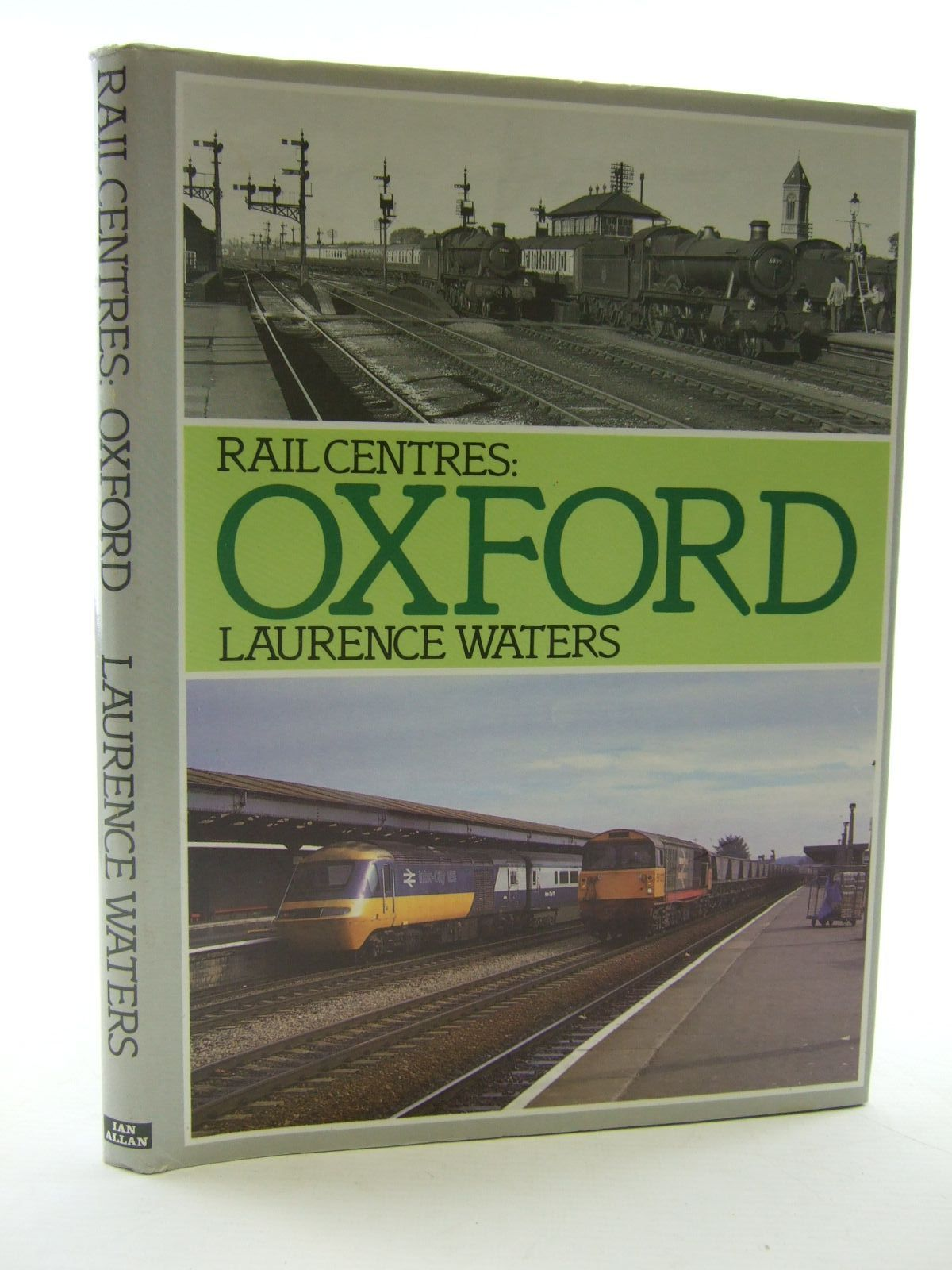 Photo of RAIL CENTRES: OXFORD- Stock Number: 1706552