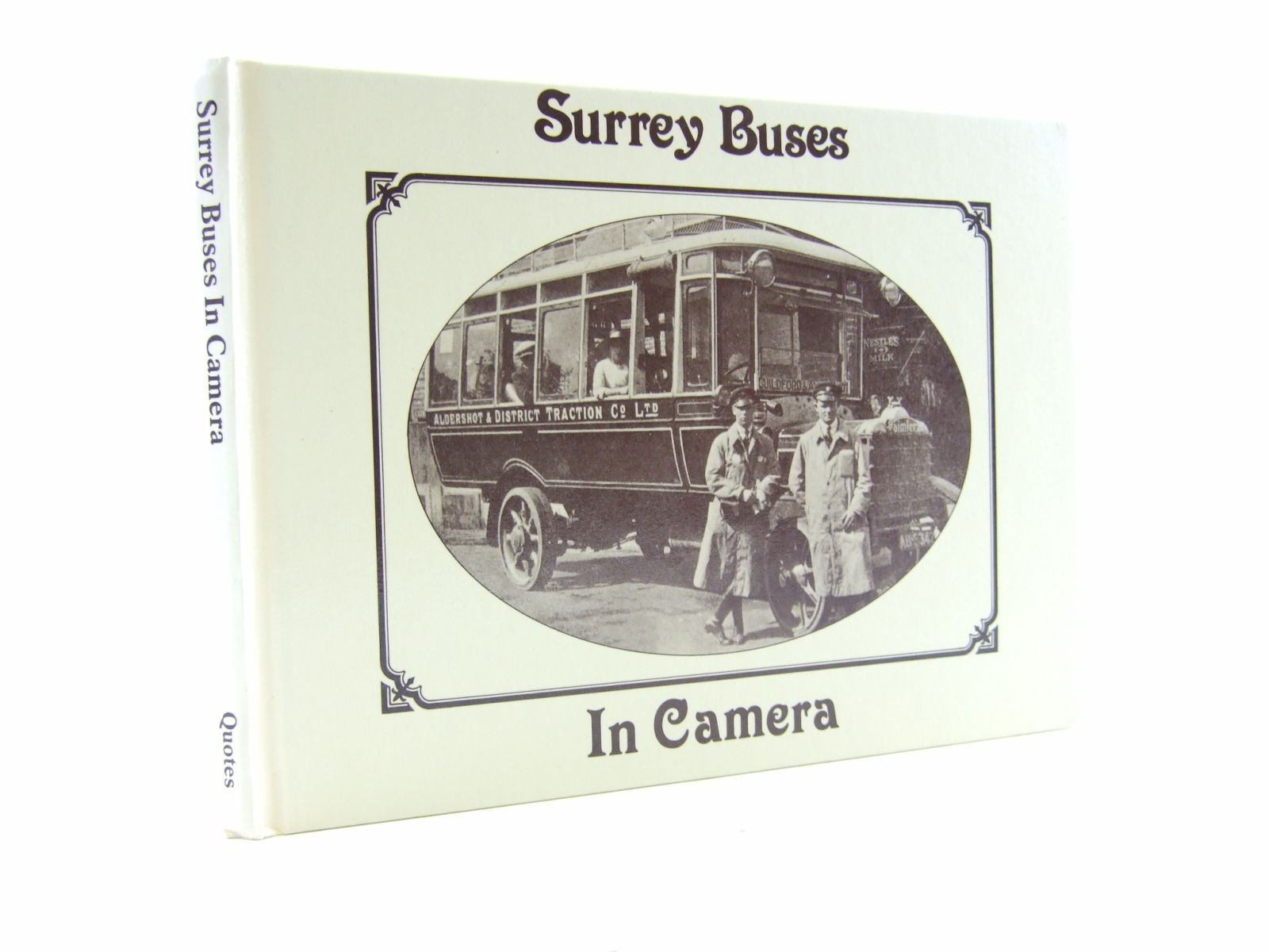 Photo of SURREY BUSES IN CAMERA- Stock Number: 1706653