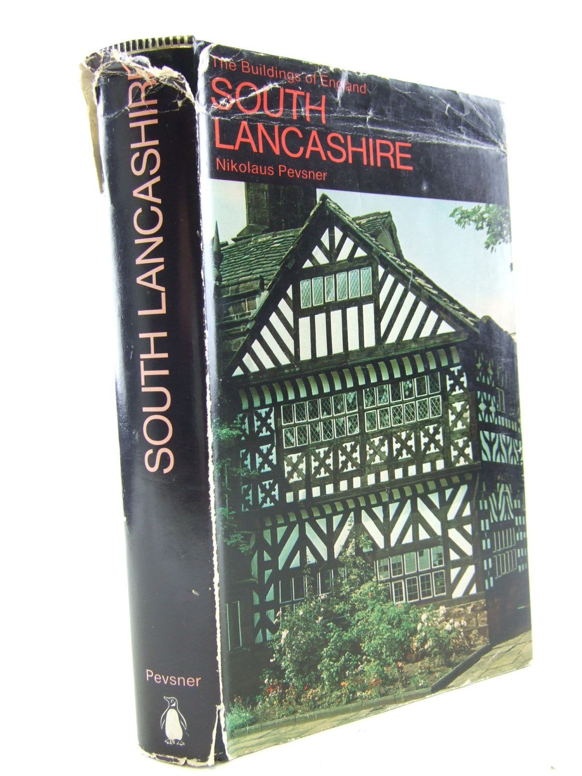 Photo of SOUTH LANCASHIRE (BUILDINGS OF ENGLAND) written by Pevsner, Nikolaus published by Penguin (STOCK CODE: 1706822)  for sale by Stella & Rose's Books