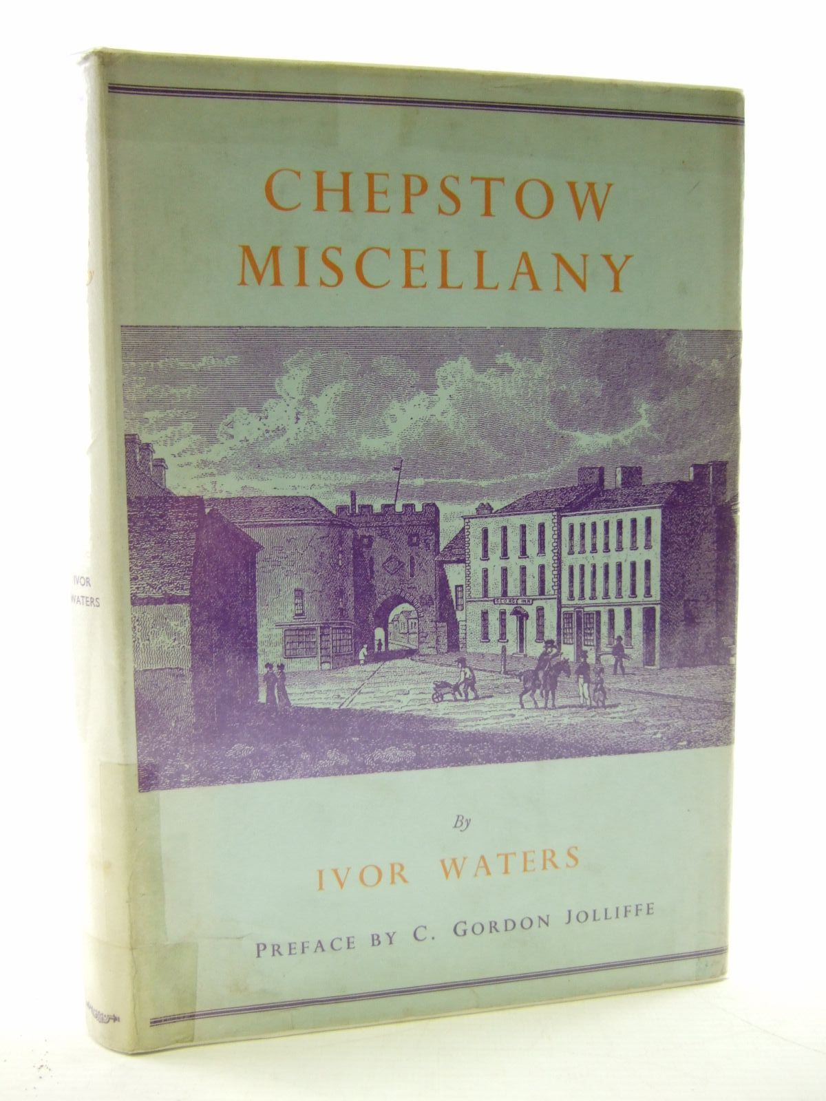 Photo of CHEPSTOW MISCELLANY written by Waters, Ivor published by The Chepstow Society (STOCK CODE: 1707131)  for sale by Stella & Rose's Books