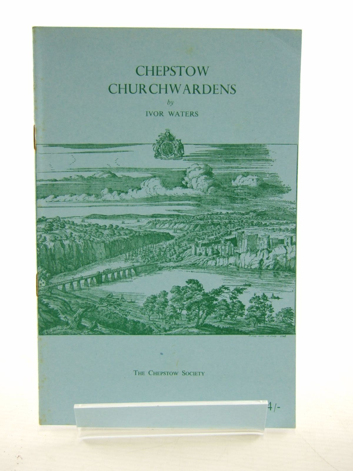 Photo of CHEPSTOW CHURCHWARDENS written by Waters, Ivor published by The Chepstow Society (STOCK CODE: 1707140)  for sale by Stella & Rose's Books