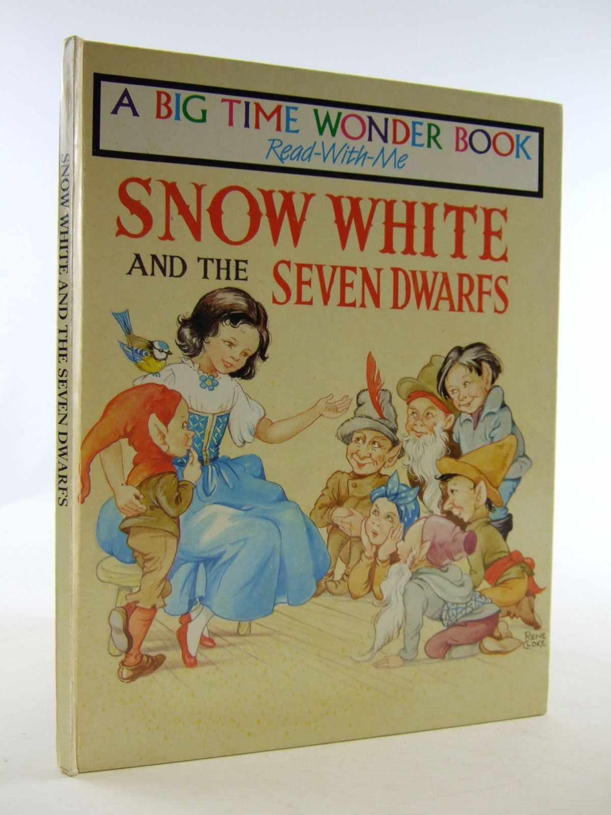 Photo of SNOW WHITE AND THE SEVEN DWARFS- Stock Number: 1707353