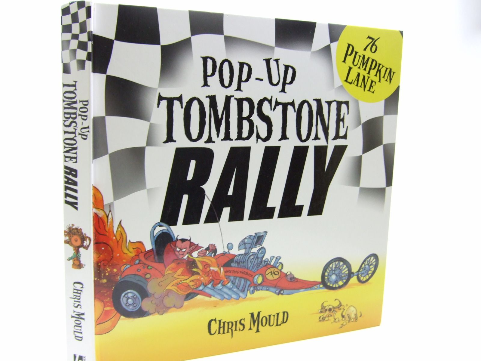 Photo of 76 PUMPKIN LANE POP-UP TOMBSTONE RALLY- Stock Number: 1707603