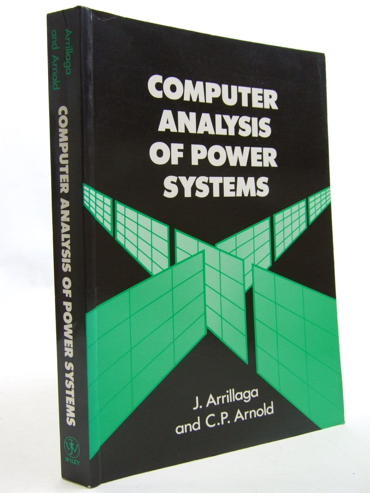 Photo of COMPUTER ANALYSIS OF POWER SYSTEMS- Stock Number: 1707642