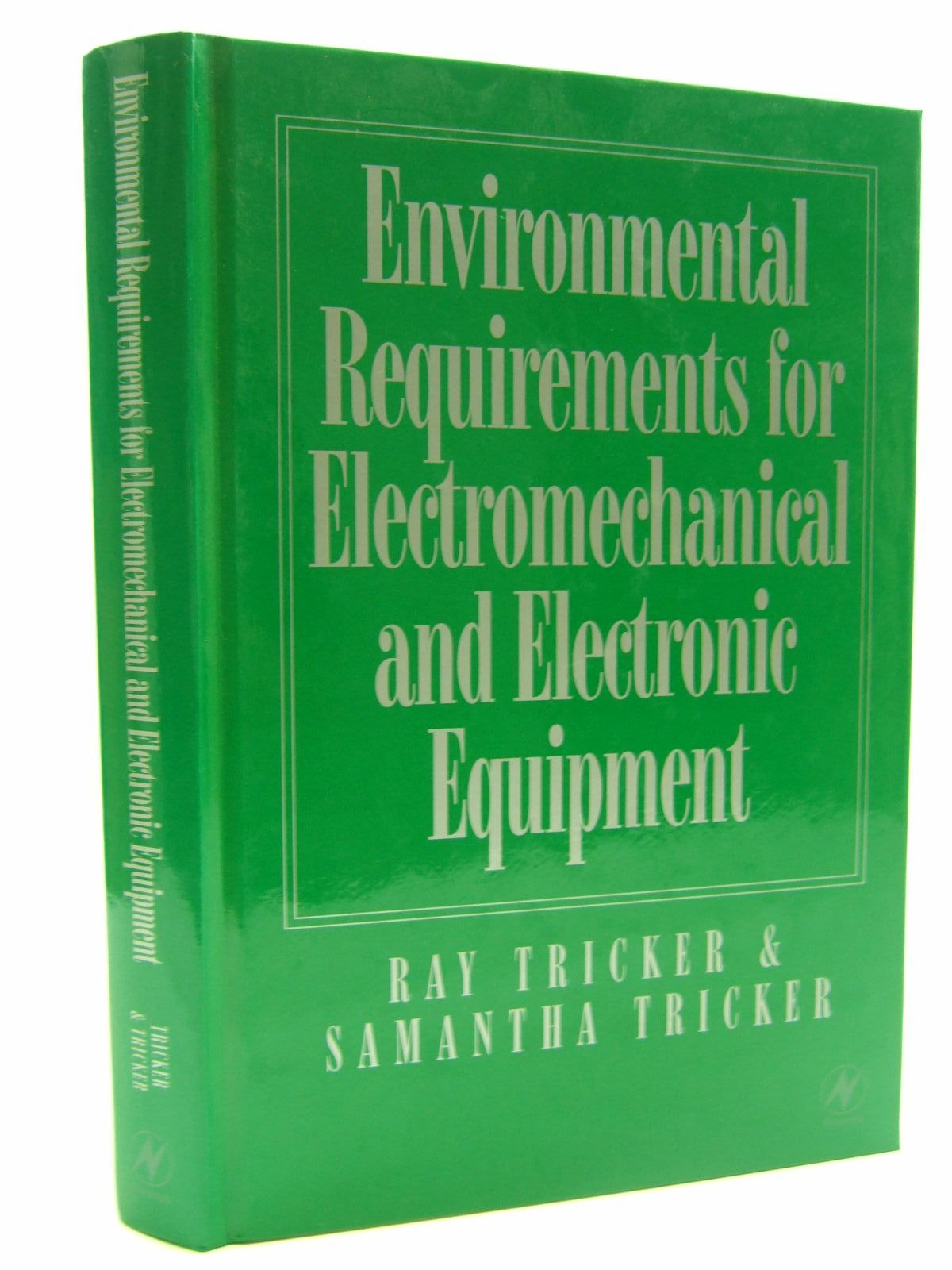 Photo of ENVIRONMENTAL REQUIREMENTS FOR ELECTROMECHANICAL AND ELECTRONIC EQUIPMENT- Stock Number: 1707643