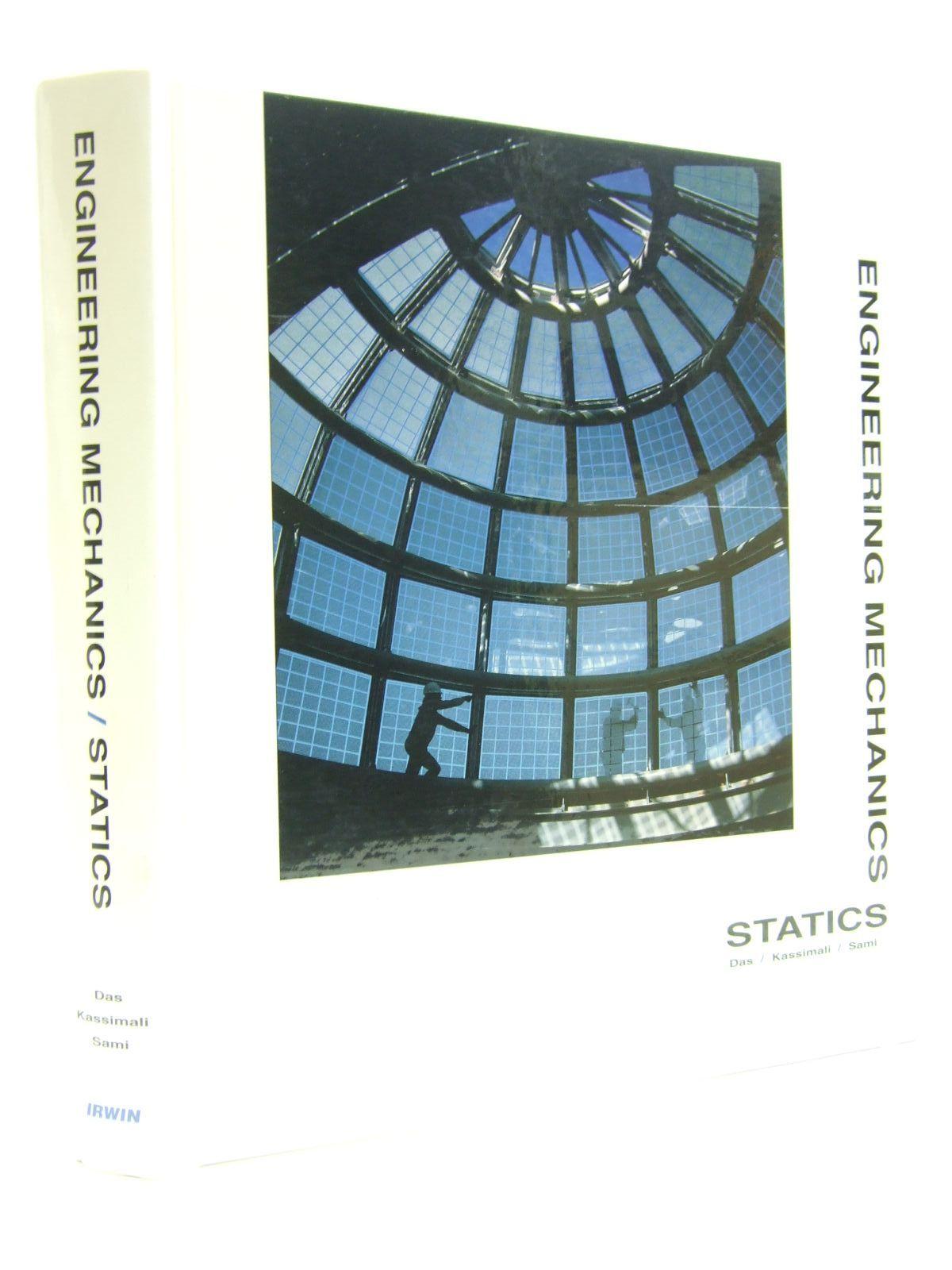Photo of ENGINEERING MECHANICS STATICS written by Braja, Das Kassimali, Asiam Same, Sedat published by Irwin (STOCK CODE: 1707694)  for sale by Stella & Rose's Books