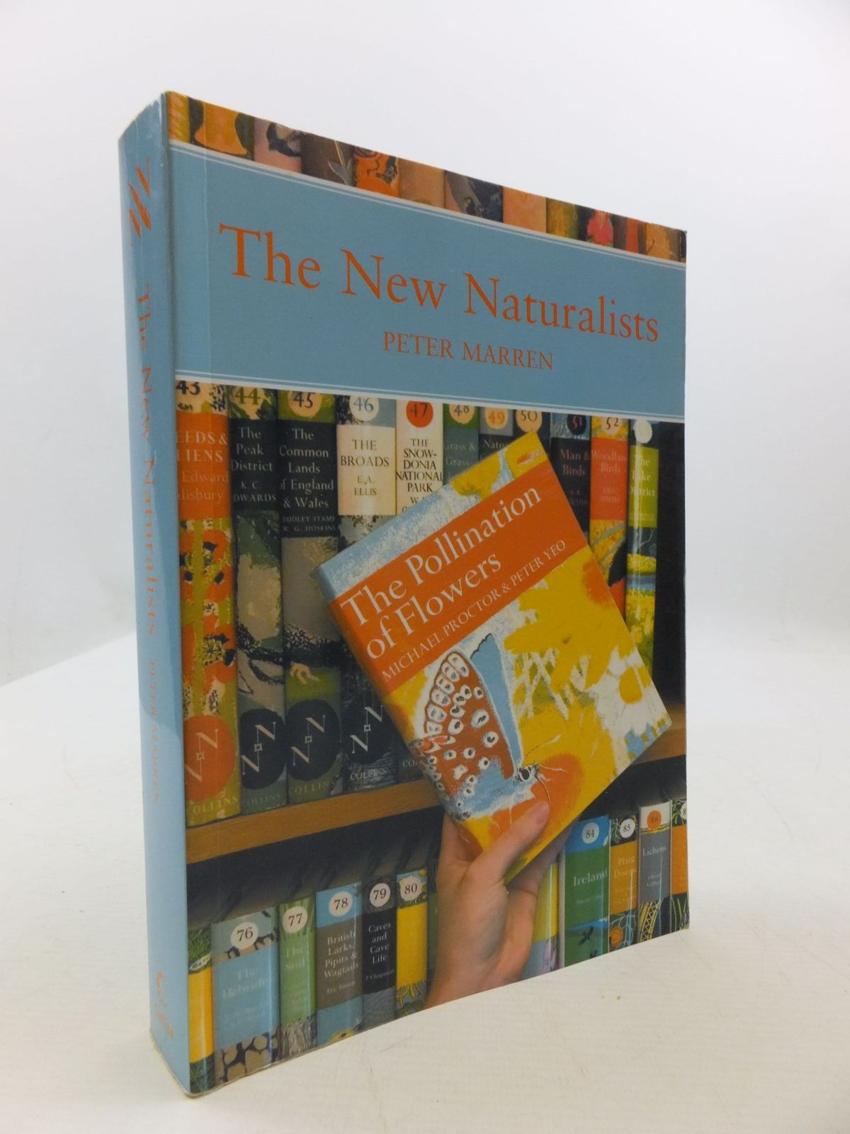 Photo of THE NEW NATURALISTS (NN 82) written by Marren, Peter published by Collins (STOCK CODE: 1708056)  for sale by Stella & Rose's Books