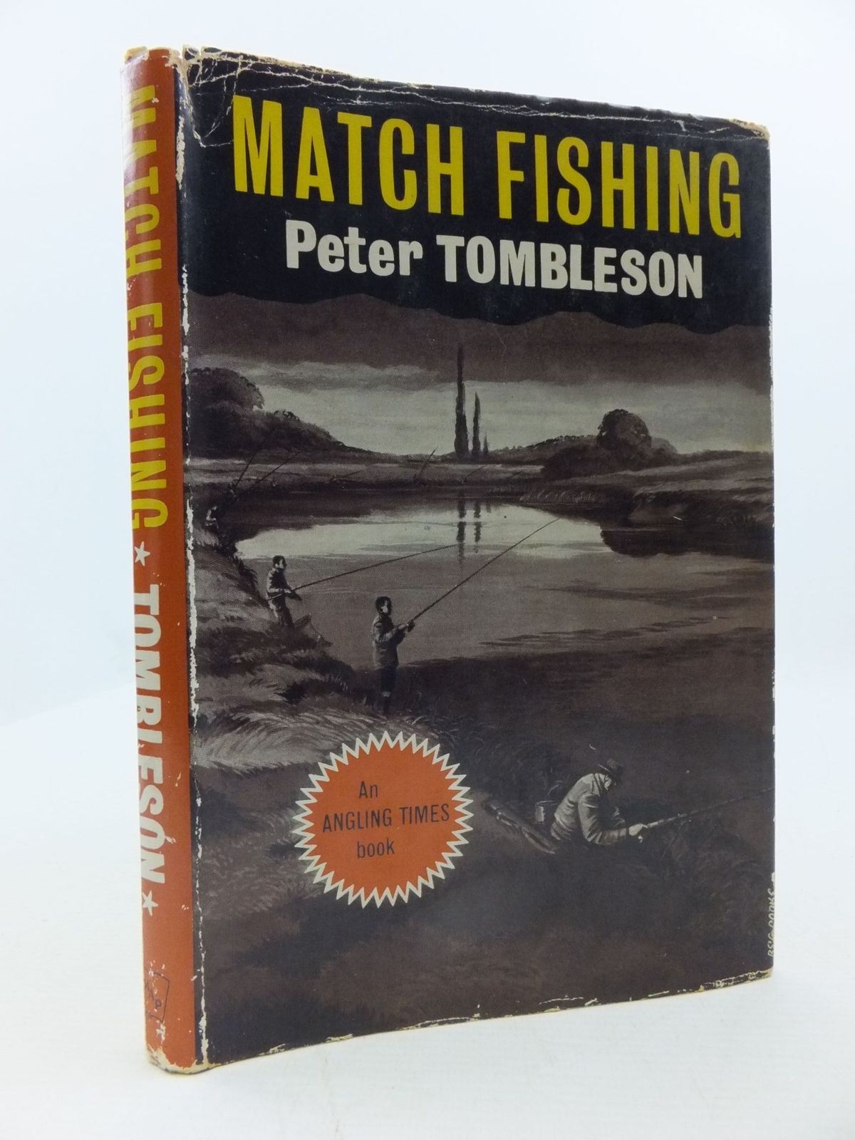 Photo of MATCH FISHING written by Tombleson, Peter published by George Allen & Unwin Ltd. (STOCK CODE: 1708086)  for sale by Stella & Rose's Books