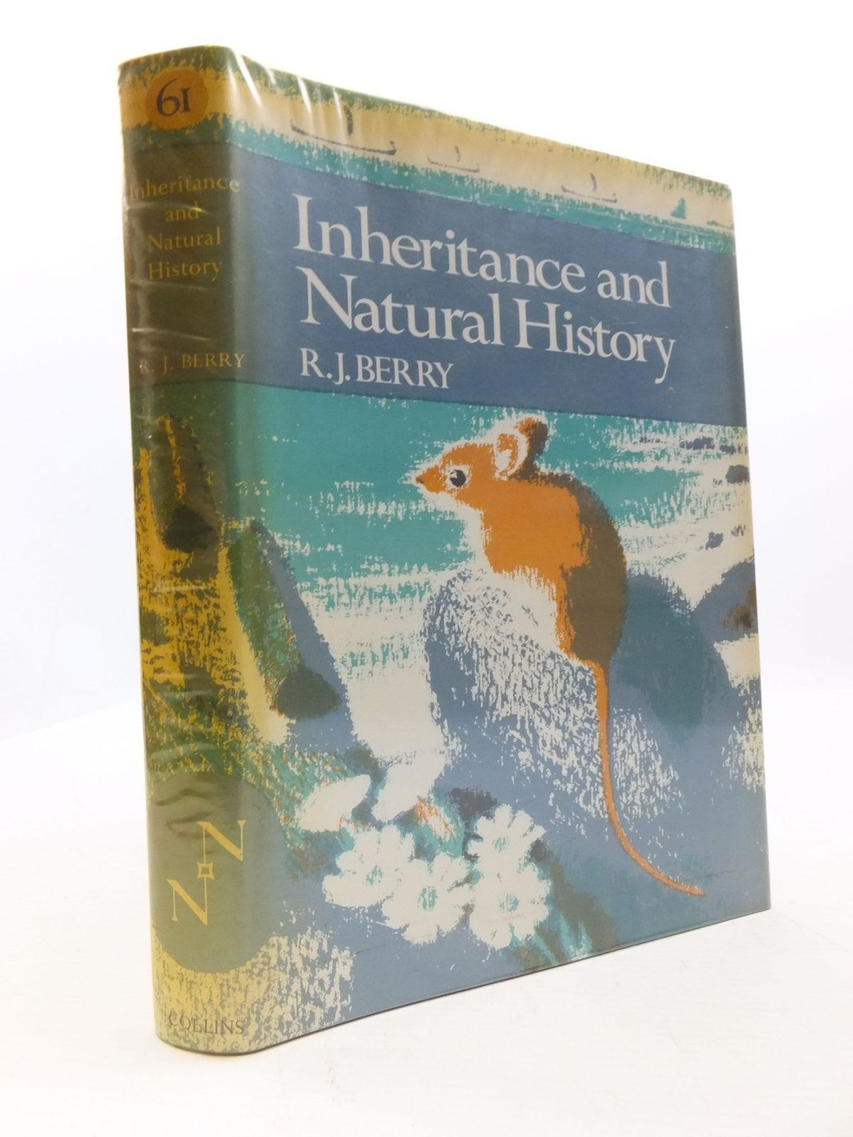 Photo of INHERITANCE AND NATURAL HISTORY (NN 61) written by Berry, R.J. published by Collins (STOCK CODE: 1708107)  for sale by Stella & Rose's Books