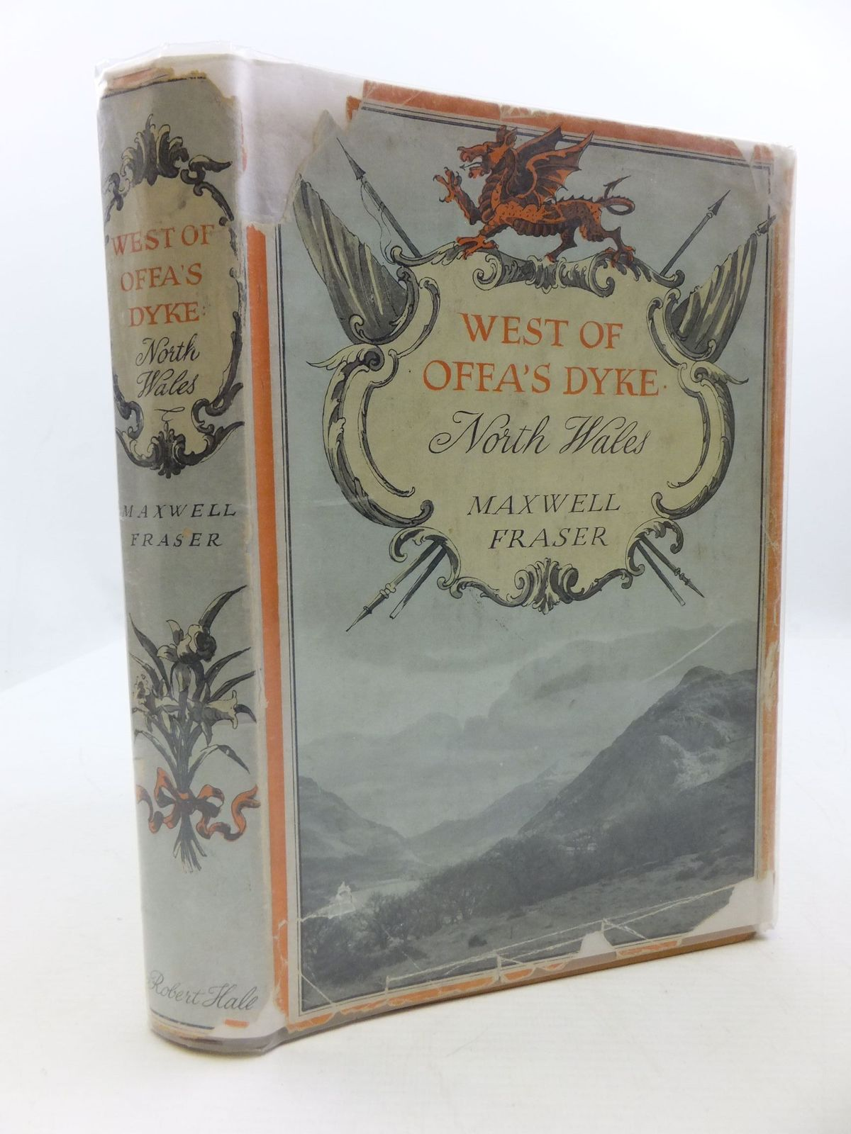 Photo of WEST OF OFFA'S DYKE NORTH WALES written by Fraser, Maxwell published by Robert Hale Limited (STOCK CODE: 1708142)  for sale by Stella & Rose's Books
