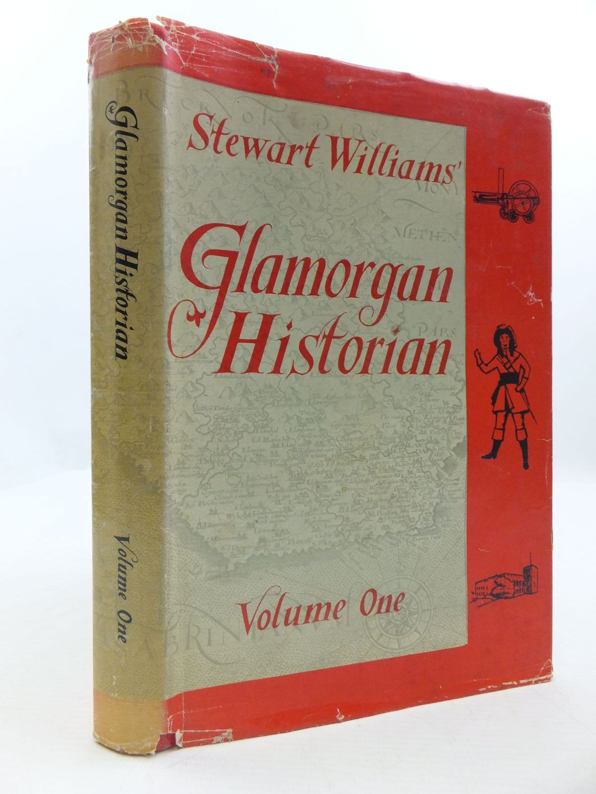 Photo of GLAMORGAN HISTORIAN VOLUME ONE written by Williams, Stewart published by D. Brown & Sons Limited (STOCK CODE: 1708151)  for sale by Stella & Rose's Books