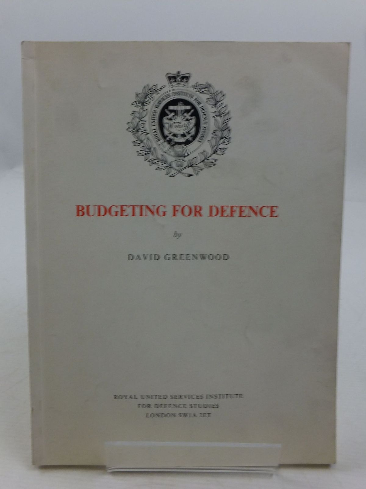 Photo of BUDGETING FOR DEFENCE- Stock Number: 1708271