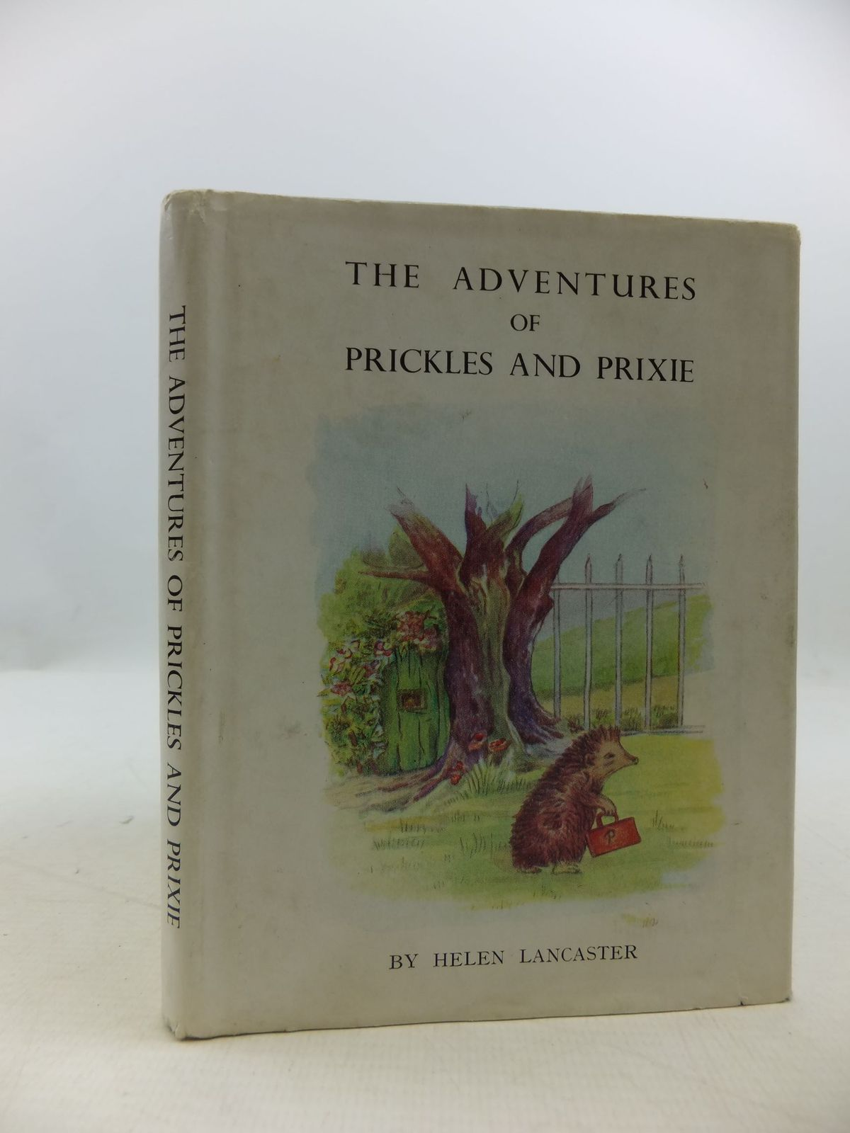 Photo of THE ADVENTURES OF PRICKLES AND PRIXIE- Stock Number: 1708322