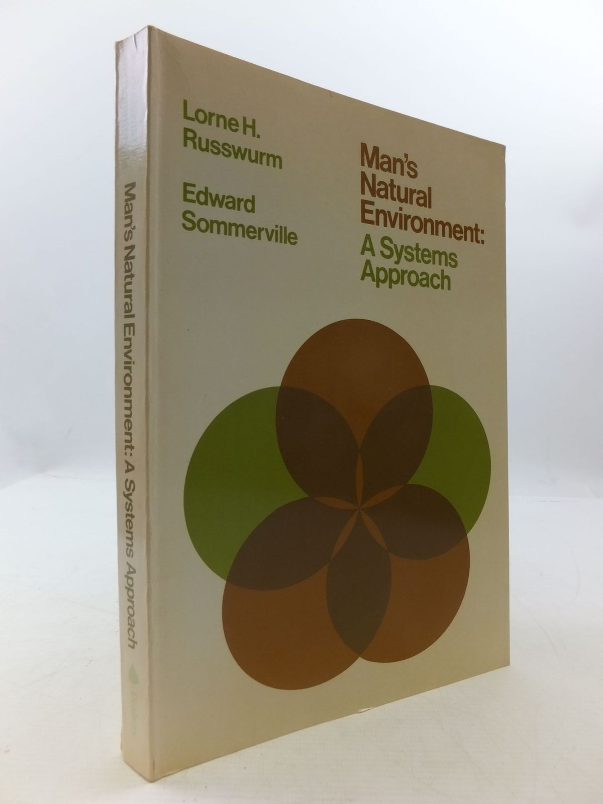 Photo of MAN'S NATURAL ENVIROMENT A SYSTEMS APPROACH- Stock Number: 1708651