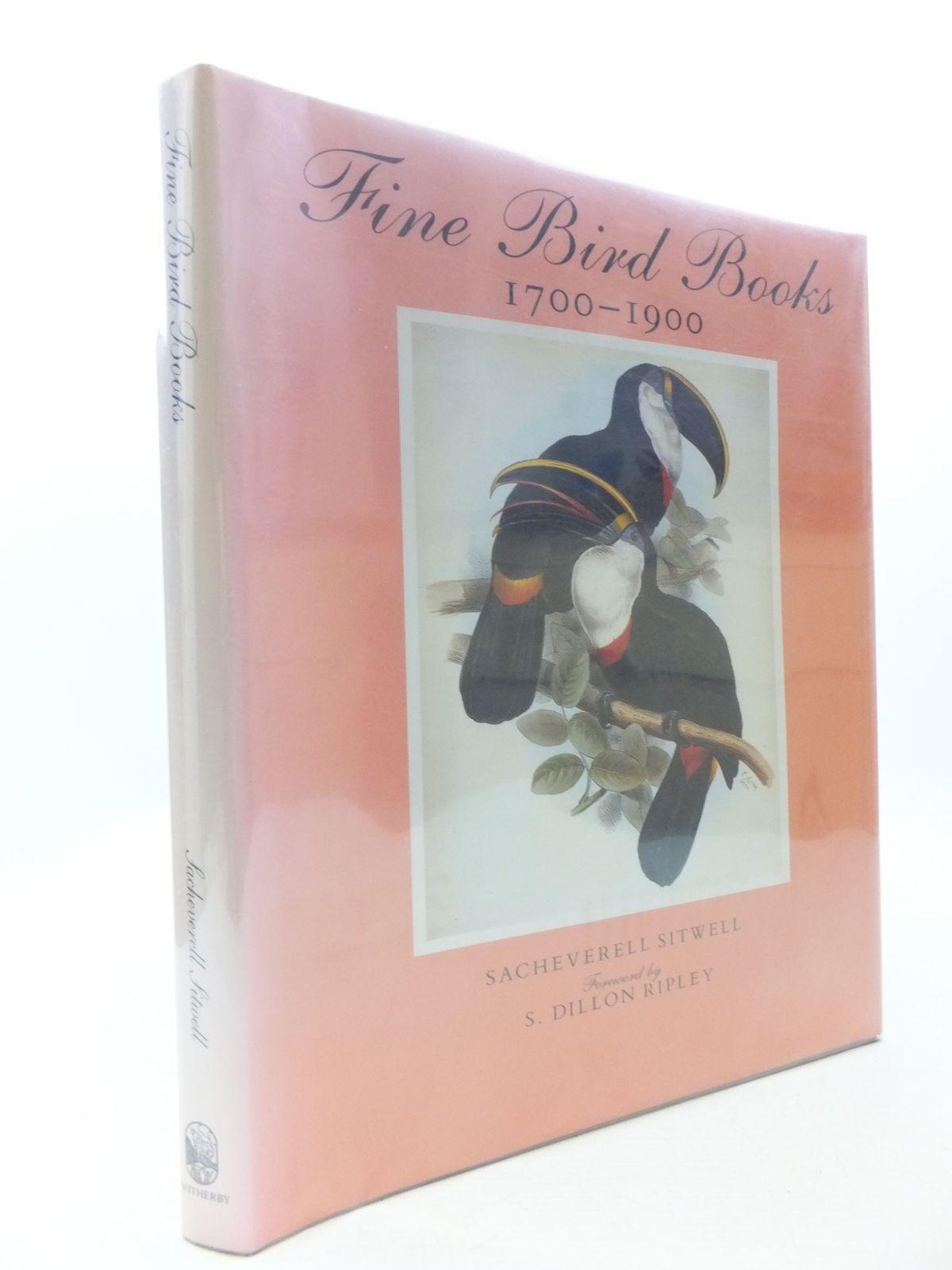 Photo of FINE BIRD BOOKS 1700-1900- Stock Number: 1708677