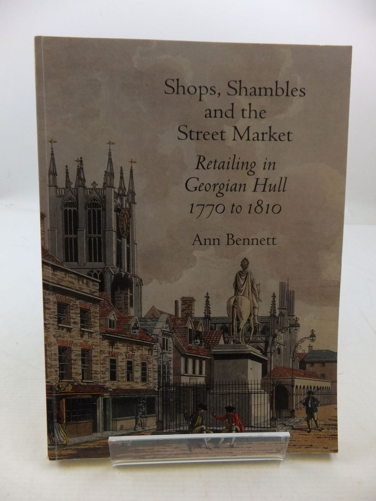Photo of SHOPS, SHAMBLES AND THE STREET MARKET- Stock Number: 1708970