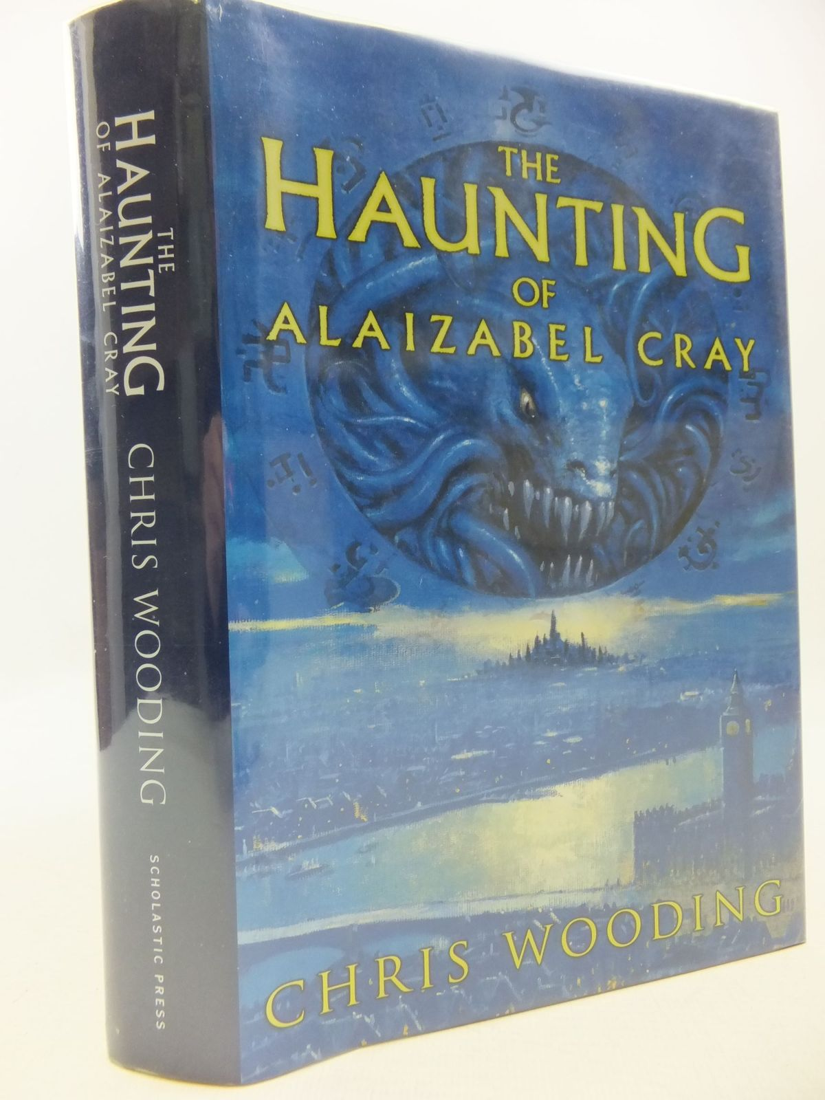 Photo of THE HAUNTING OF ALAIZABEL CRAY written by Wooding, Chris published by Scholastic Press (STOCK CODE: 1709254)  for sale by Stella & Rose's Books