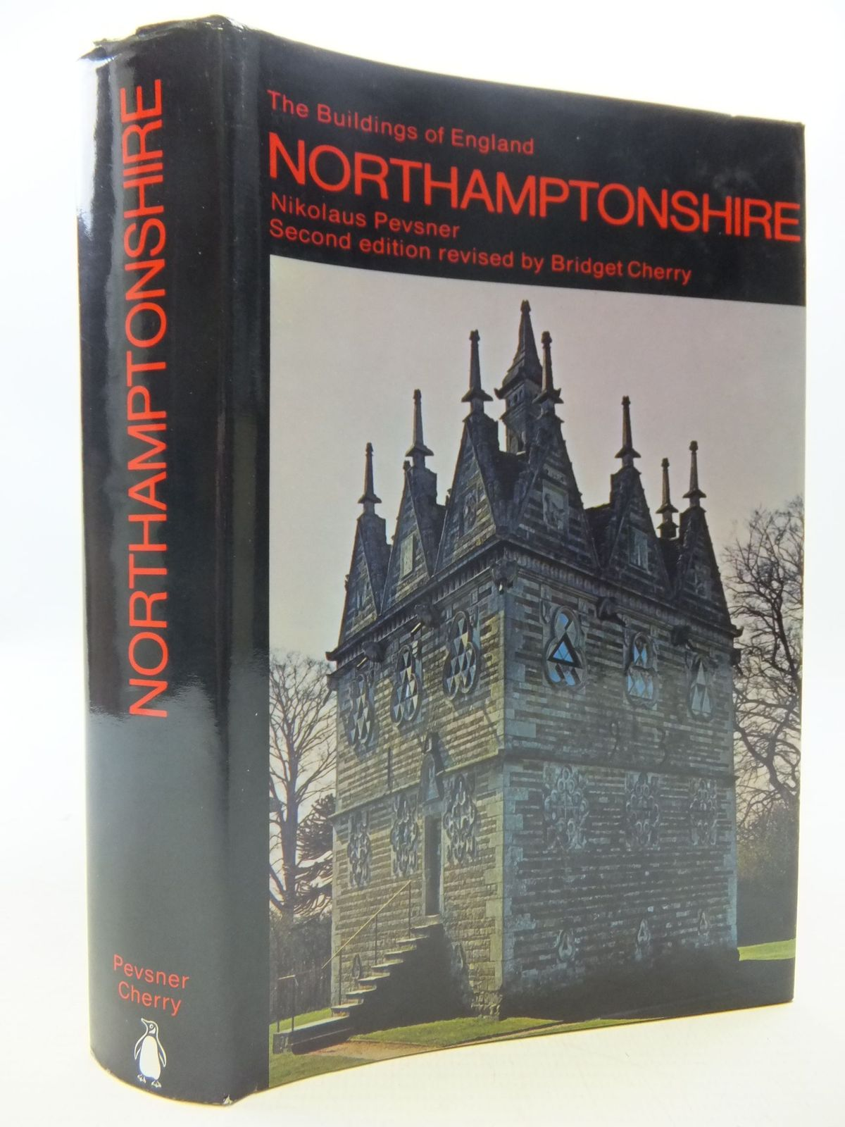 Photo of NORTHAMPTONSHIRE (BUILDINGS OF ENGLAND) written by Pevsner, Nikolaus Cherry, Bridget published by Penguin (STOCK CODE: 1709284)  for sale by Stella & Rose's Books