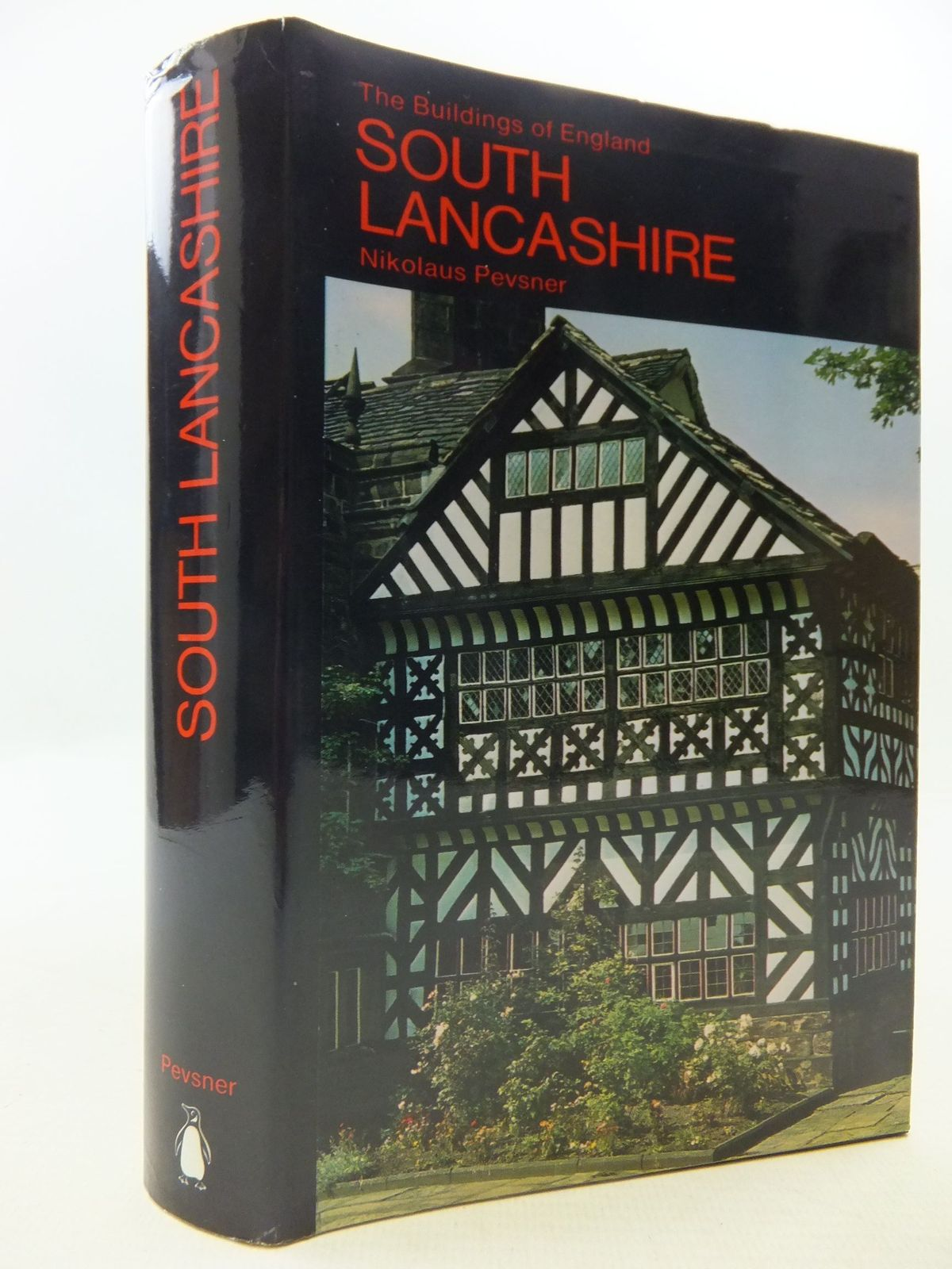 Photo of SOUTH LANCASHIRE (BUILDINGS OF ENGLAND) written by Pevsner, Nikolaus published by Penguin (STOCK CODE: 1709288)  for sale by Stella & Rose's Books