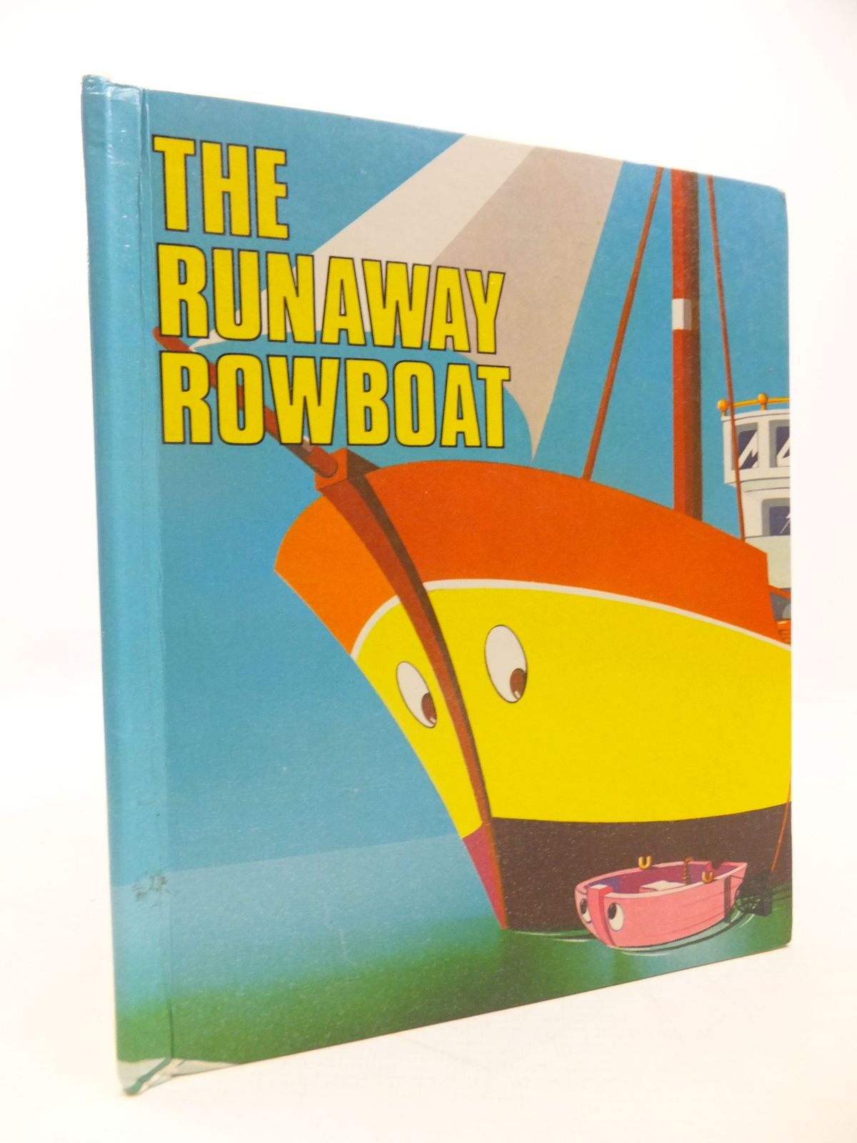 Photo of THE RUNAWAY ROWBOAT- Stock Number: 1709672